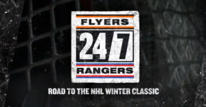 HBO: 24/7 Flyers/Rangers: Road to the NHL Winter Classic Episode 1