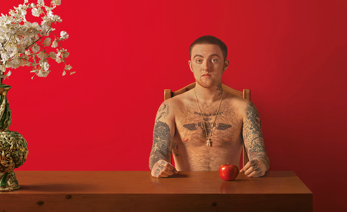 mac miller watching movies with the sound off cover - photo #5