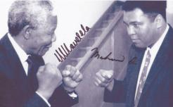 Mandela & Ali